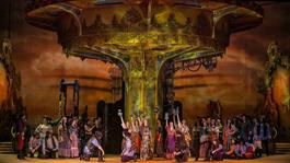 A cigánybáró - Változatos kavalkád az Erkel Színházban