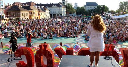 Itt a 9. Györkőc Fesztivál! - Ismét játszótérré változott a város