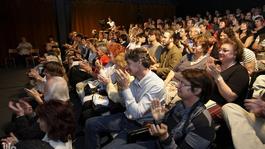 Folyamatosan emelkedik a színházlátogatók száma Magyarországon