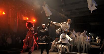 Magyar színész játssza Faustot Purcărete rendezésében a MITEM-en