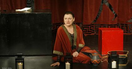 Monodráma készült Zrínyi Ilonáról