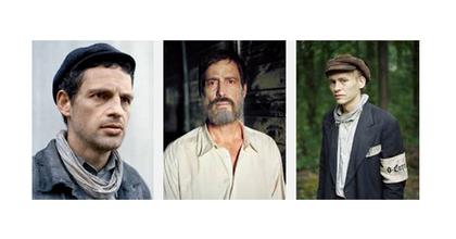 HátraArc - Kiállítás a Saul fia szereplőinek portréiból