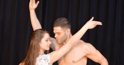 A május a tánc hónapja a Bethlen Téri Színházban