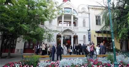 Megnyílt a felújított Magyarországi Német Színház