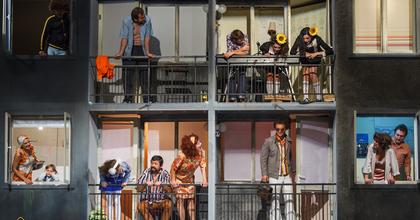 A marosvásárhelyiek két előadással szerepelnek a bukaresti Színházi Fesztiválon