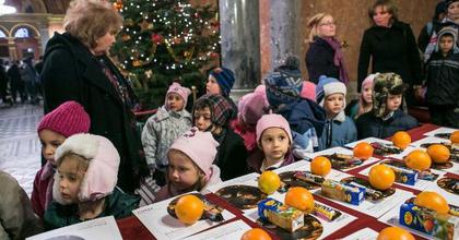 Állami gondozott gyermekeket látott vendégül az Operaház