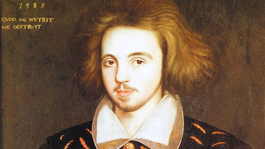 Shakespeare társszerzőjeként ismerték el Christopher Marlowe-t