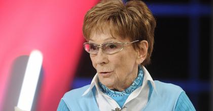 Békés Itala - 90 évesen is aktívan dolgozik