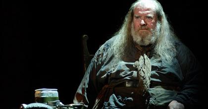 80 éves a nemzet színésze, Király Levente