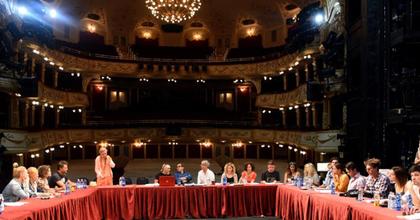 Ljubimov emlékének is ajánl előadást a Vígszínház