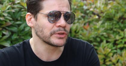 Balázs Zoltán 40 éves