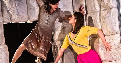 Mozgásszínház helyett szövegszínház - Kritikák a Patkányokról