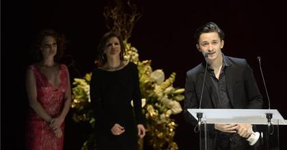 Balsai Móni és ifj. Vidnyánszky Attila is Magyar Filmdíjat kapott