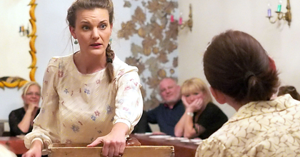 """""""A nézők közelsége mindenfajta teatralitást kizár"""""""