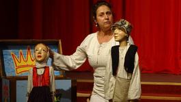 Huszonötödik Kabóciádé bábfesztivál Veszprémben