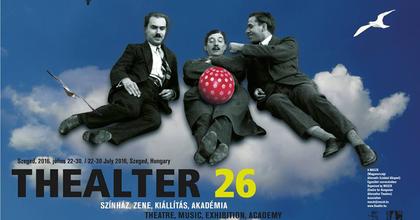 Bodó Viktor rendezésével indul a Thealter