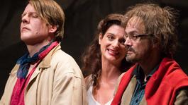 Íme, a színház! – Kritikák az Ascher Tamás Háromszéken előadásáról