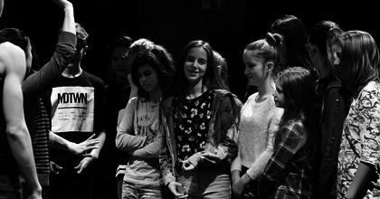 Tánc Színház Nevelés konferencia