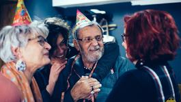 Ilyet csak öreg színész tud – Makra Lajos 80 éves