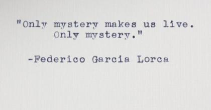 A színházban elemében volt - 80 éve halt meg García Lorca