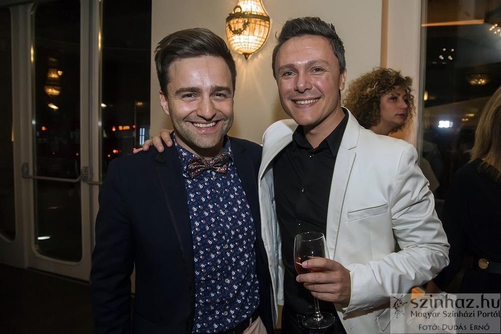 Szente Vajk és Serbán Attila