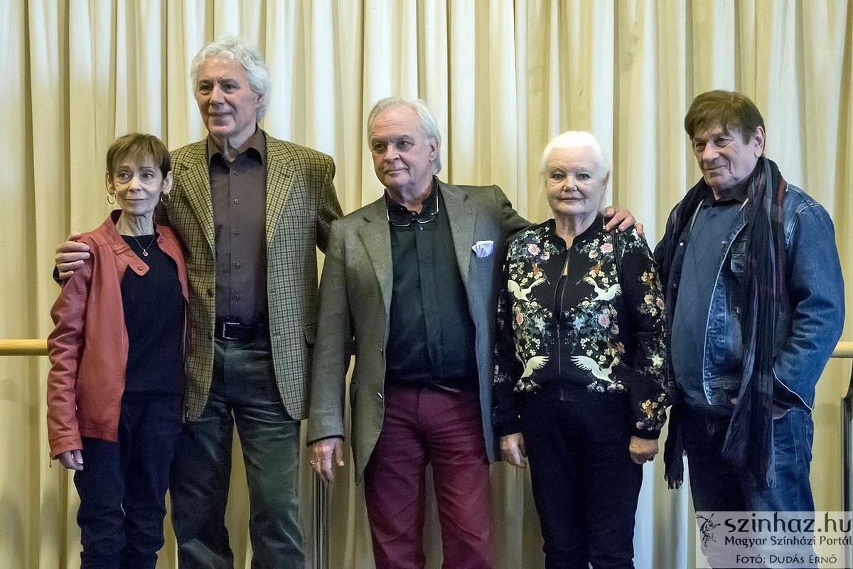 Venczel Vera, Kovács István, Benkő Péter, Szabó Tünde, Harsányi Gábor