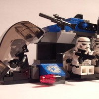 Lego Star Wars kettő