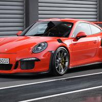 Gyorsan: Porsche GT3 RS 2016