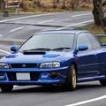 Tomica Subaru sötétkékben - aka Fiastyúk négy