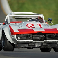Gyorsan: Corvette Racer