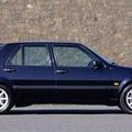Kék Saab