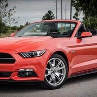 Mustang GT Convertible