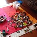 Lego és mosópor