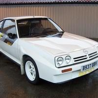 Opel Mantának látszó tárgy
