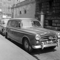 Carspotting Extra - Fortepan 60-as évek