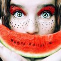 Gyümölcsös sminkek nőnapra