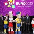 Bemutatták az UEFA 2012 kabaláit