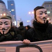 Utcára vonult a jogaiért harcoló lengyel fiatalság