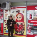 Orosz különlegességek boltja - AРБАТ