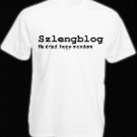 Rendelj Szlengblog-pólót!