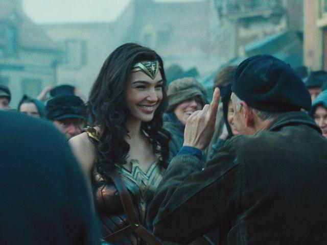 Vélekedés - Wonder Woman