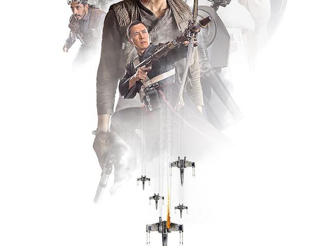 Star Wars Zsivány Egyes / Rogue One IMAX plakátok