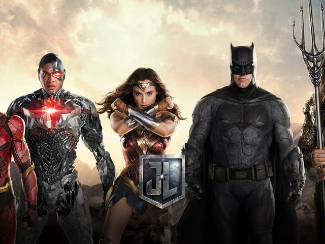 Az Igazság Ligája / Justice League előzetes