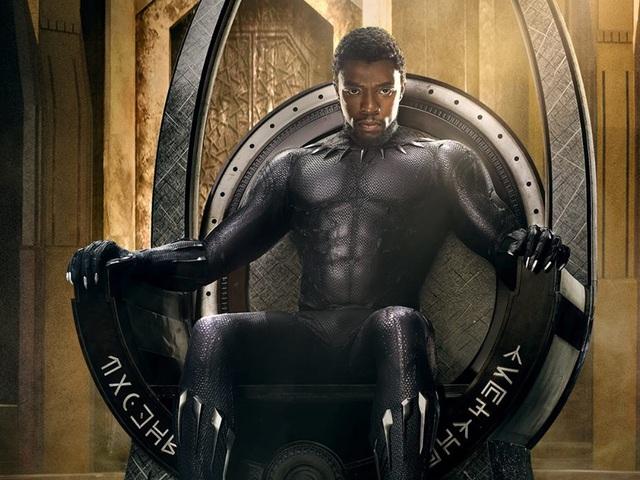 Black Panther előzetes és poszter