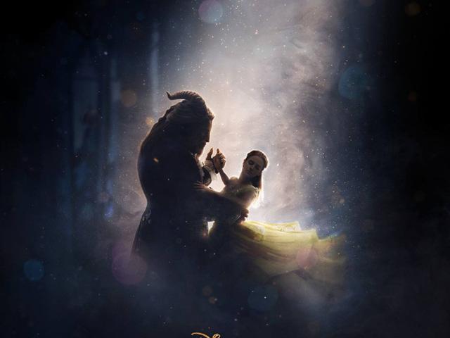 A Szépség és a Szörnyeteg / Beauty and the Beast poszter