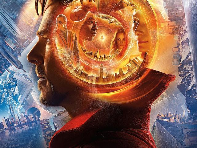 Doctor Strange plakátok