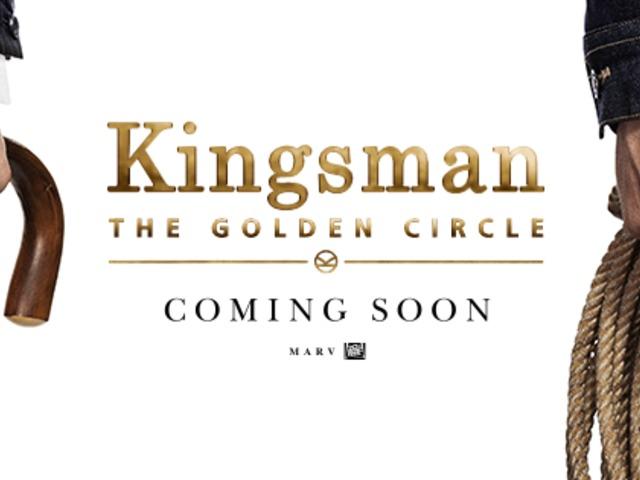 Kingsman: The Golden Circle előzetes