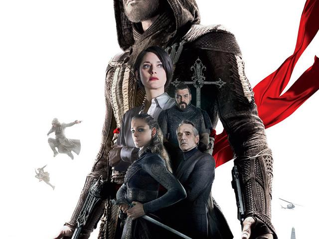 Assassin's Creed plakát