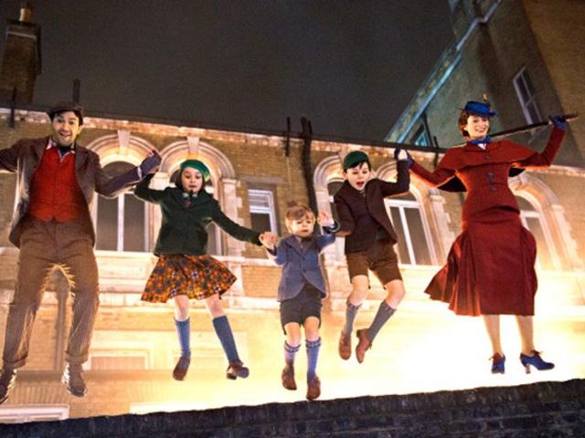 Mary Poppins Returns képek