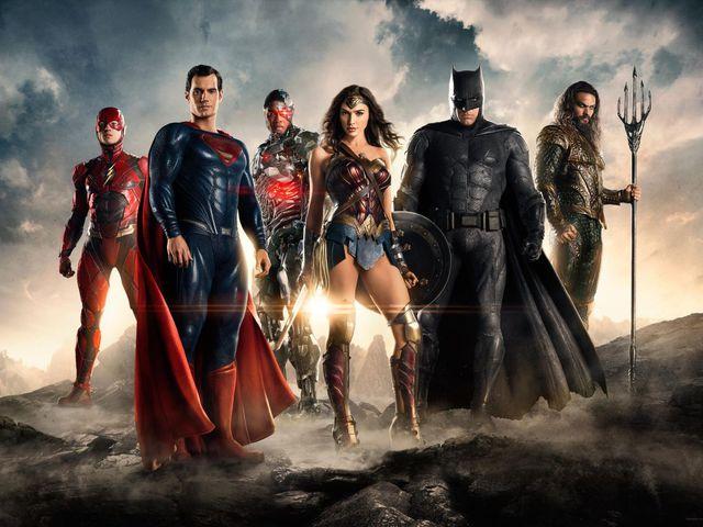 Igazság ligája / Justice League képek